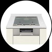 IH調理機器の写真